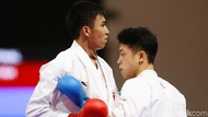 Pelatnas Karate Menuju Olimpiade Digelar di Denpasar