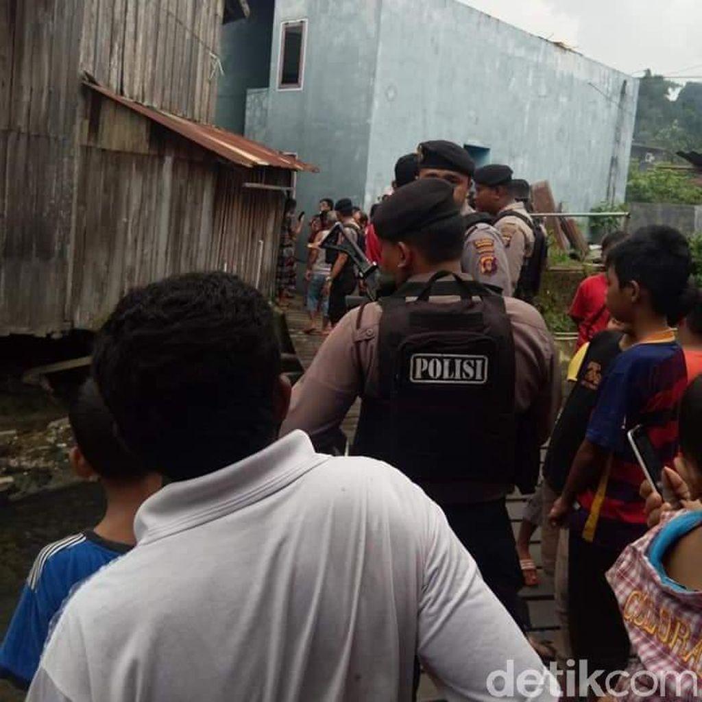 Keluarga Minta Polisi Usut Tuntas Kematian Balita Tanpa Kepala di Samarinda
