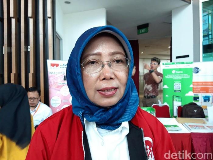 Direktur Perusahaan Pemula Berbasis Teknologi (PPBT) Kemenristek, Retno Sumekar (Foto: Rahel Narda/detikcom)