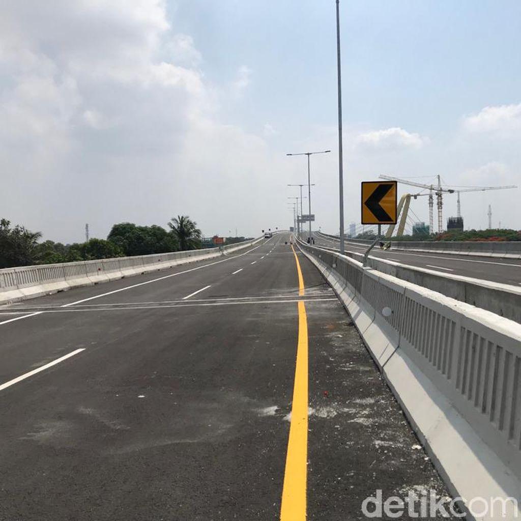 Tilang Elektronik Akan Diterapkan di Tol Layang Jakarta-Cikampek