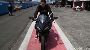 Gading Marten Bikin Indonesia CBR Race Day Makin Meriah