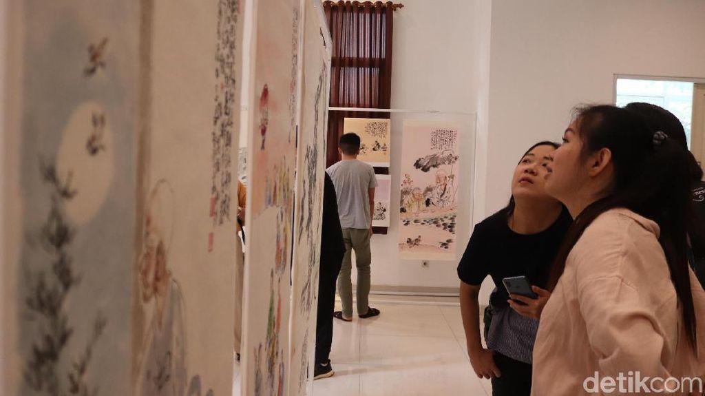Bukan Sembarang Lukisan, Zen Painting Bisa Jadi Terapi untuk Depresi