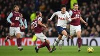 Gol Son Heung-min Jadi yang Terbaik di Liga Inggris 2019/2020