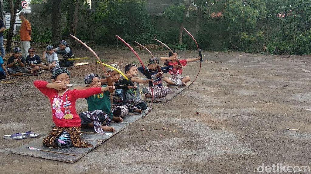Jemparingan, Olahraga Panahan Tradisional nan Kaya Filosofi