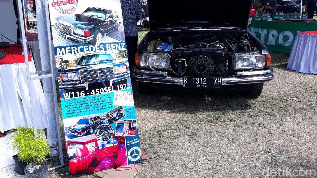 Mobil Warisan Gus Dur yang Masih Mulus