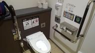Jepang yang Pemalu, Toilet Saja Dibuat Bisa Bernyanyi