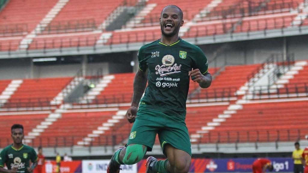 Persebaya Vs Bhayangkara FC: Bajul Ijo Menang 4-0