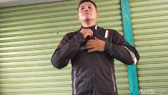 Gading Marten Ramaikan Indonesia CBR Race Day