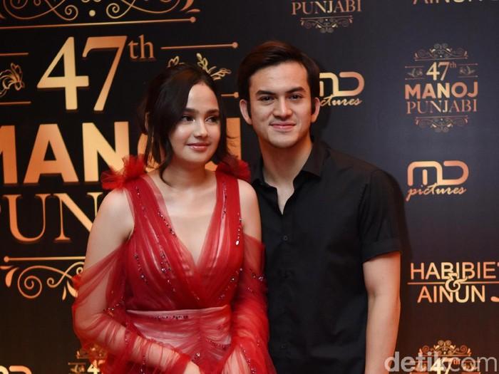 Syifa Hadju dan Rizky Nazar