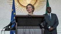 Singsing Lengan Baju Pemimpin Negara Eropa Hadapi Pandemi di Masa Depan