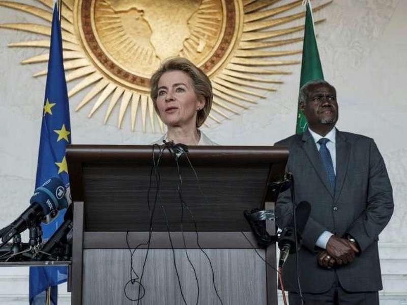 Kunjungi Markas Uni Afrika, Presiden Komisi UE Bawa Pesan Ini