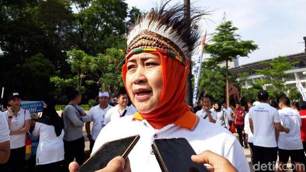 Menteri PPPA Harap Perempuan Tak Hanya Jadi Penikmat Pembangunan