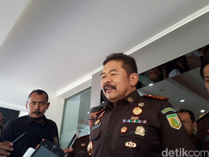 Foto: Jaksa Agung Sanitiar (ST) Burhanuddin. (Rahel-detikcom)