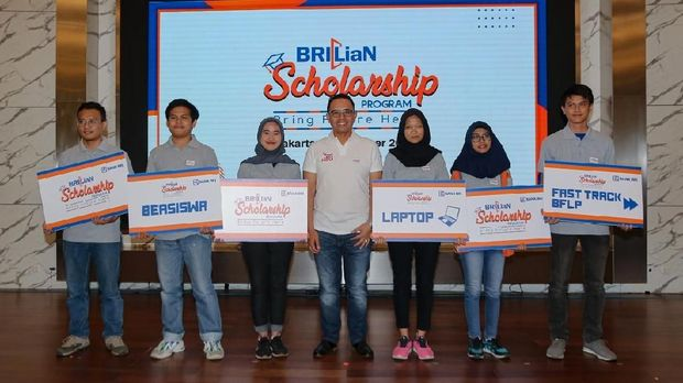 BRI Launching Beasiswa BRILian Scholarship Program