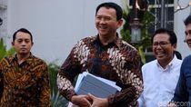 Ahok Bertemu Jokowi di Istana, Bahas Apa?