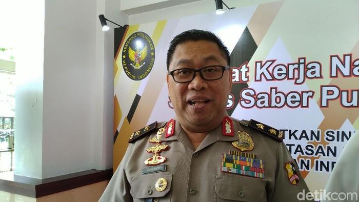 Sekretaris Satgas Saber Pungli Irjen Widiyanto Poesoko (Sachril/detikcom)