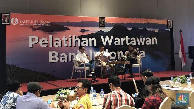 Jokowi Mau Selesaikan CAD 4 Tahun, Begini Penjelasan BI