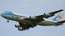 Jet Kepresidenan AS Delay, Penerbangan Maskapai Lain Dialihkan