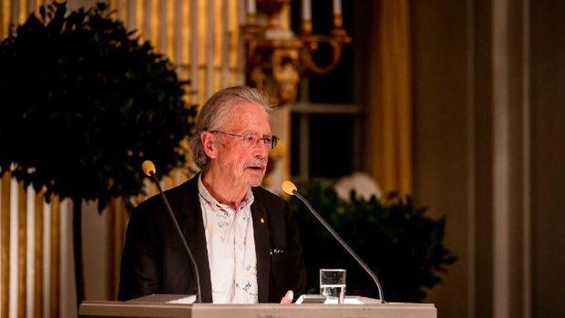 Perain Nobel Sastra 2019, Peter Handke