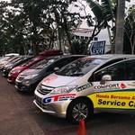 Tutup Tahun, Pencinta Honda Freed Touring Bekasi-Jatim