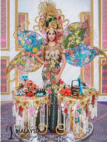Kostum Nasional Miss Malaysia