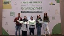 Fitur Baru & Pelatihan GrabExpress Dorong Pertumbuhan UMKM di Jatim