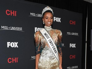 Pertama Kalinya, Pemenang Kontes Kecantikan di AS Didominasi Kulit Hitam