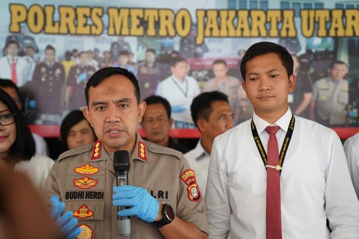 Foto: Kapolres Metro Jakarta Utara, Kombes Budhi Herdi Susianto (dok. Istimewa)