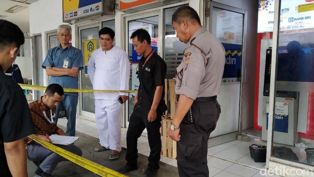 Maling Bobol Dua ATM di Cimahi