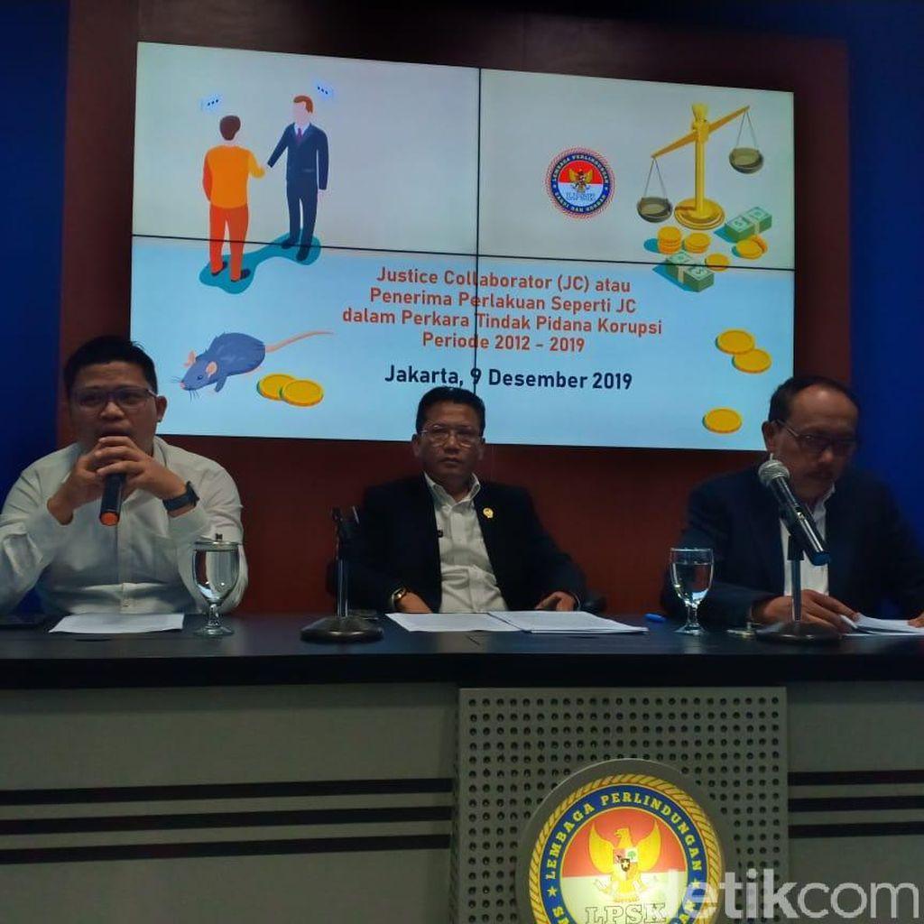 LPSK Harap Peran Justice Collaborator Dioptimalkan dalam Usut Korupsi