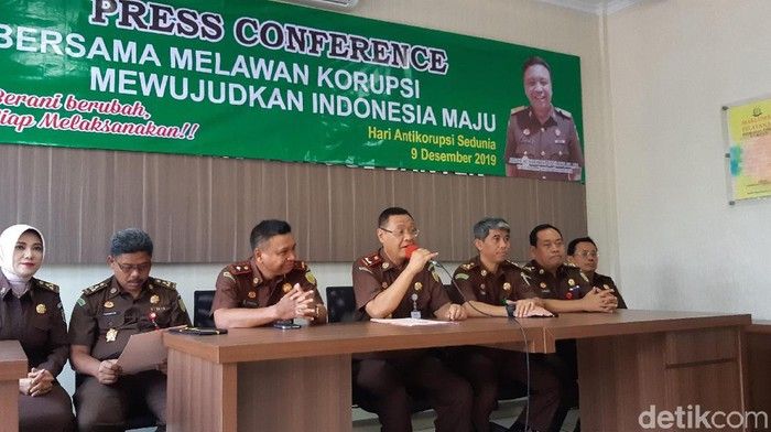 Foto: Warga Banten Diminta Lapor Jika Temukan Jaksa Nakal Main Perkara (Bahtiar-detikcom)