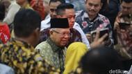 Kata Maruf Amin Soal Kasus Sukmawati-Gus Muwafiq