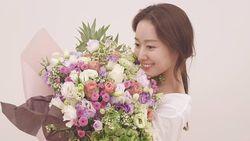 Cantiknya Penampilan Aktris Drama Korea yang Gelar Pernikahan di Bali