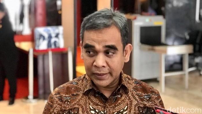 Sekjen Gerindra Ahmad Muzani (Mochammad Zhacky/detikcom)