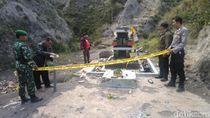 Polisi Selidiki Rusaknya 3 Tempat Sembahyang Umat Hindu di Bromo
