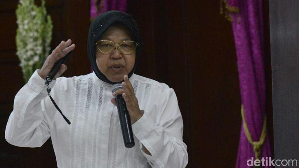 Risma Dukung Menteri PPPA Berdayakan Perempuan dan Lindungi Anak