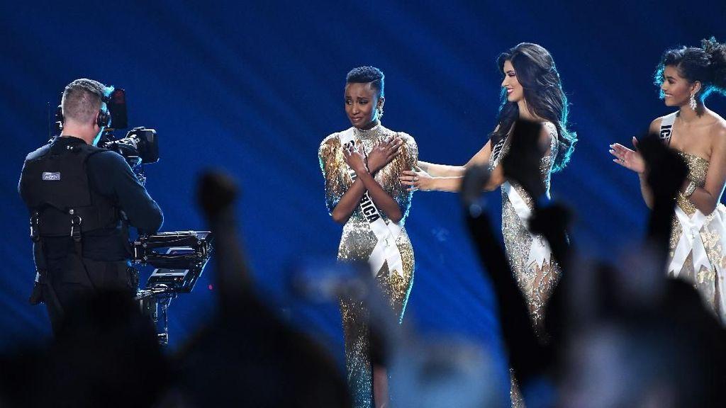 Kontroversi Ucapan Wakanda untuk Pemenang Miss Universe 2019