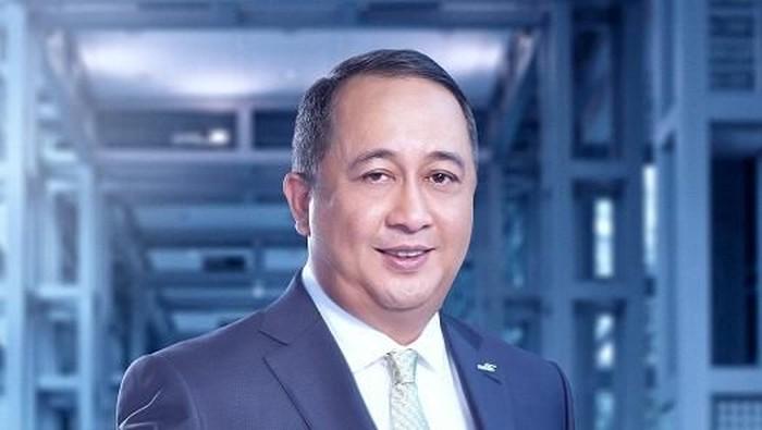 Direktur Utama Bank Mandiri Royke Tumilaar