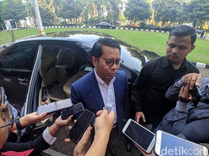Dirjen Pendidikan Islam Kementerian Agama Kamaruddin Amin  (Jefrie-detikcom)
