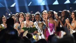 Miss Universe dan Afrika Selatan Rajai Twitter