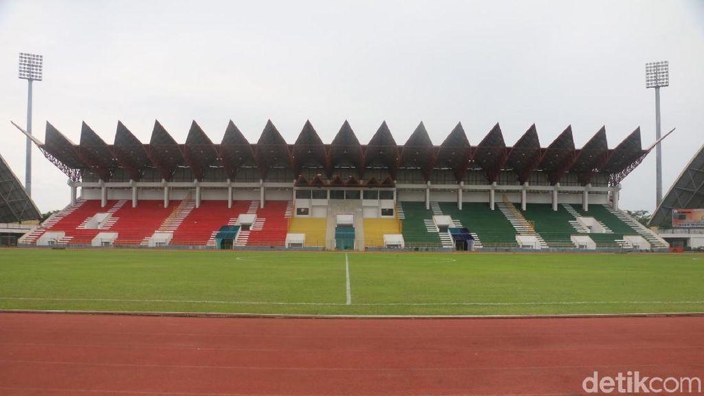 Jadi Markas Persiraja, Stadion Harapan Bangsa Harus Diperbaiki
