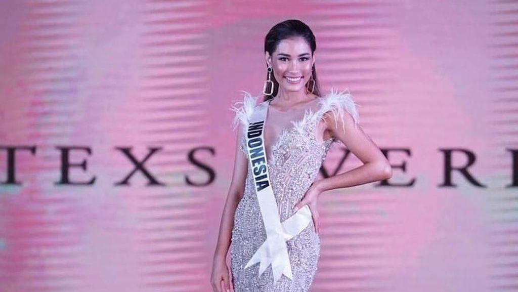 Diet Demi Miss Universe, Puteri Indonesia Frederika Cull Akui Kangen Boba