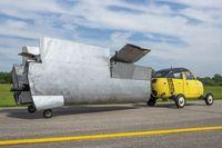 Ternyata Mobil Terbang Sudah Ada Sejak 1949, Kini Dilelang Rp 14 M