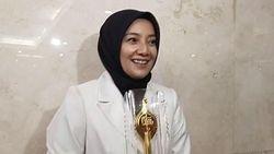 Cut Mini Nggak Nyangka Bisa Meraih Piala Citra 2019