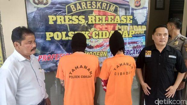 ak Terima Ditegur Ngebut, Sepasang Kekasih di Bandung Aniaya Bikers