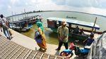 Pelabuhan Majingklak Bertahan di Tengah Pendangkalan