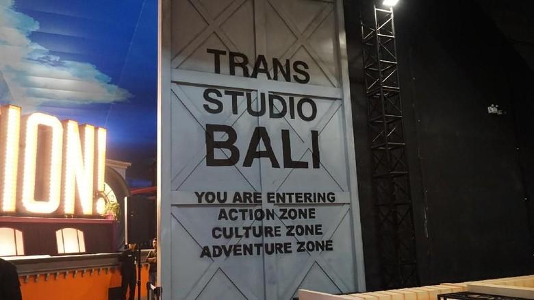 Trans Studio Bali, Ragam Wahana dan Harga Tiketnya. (Foto: Dok. Trans Studio Bali )