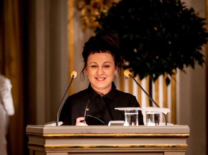 Peraih Nobel Sastra 2018 Olga Tokarczuk