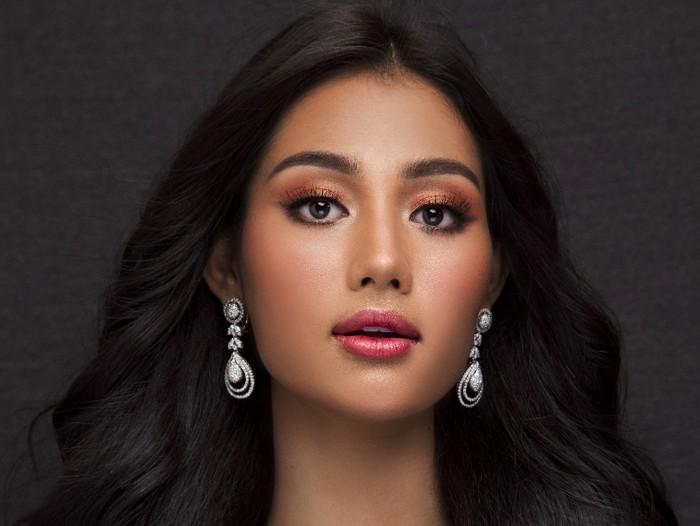 Finalis Miss Universe 2019 dari Myanmar mengaku penyuka sesama jenis. Foto: Miss Universe