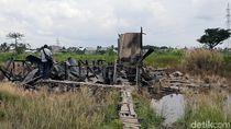 Rumah Dibakar Pacar di Palembang, 4 Keluarga Siti Nyaris Terpanggang